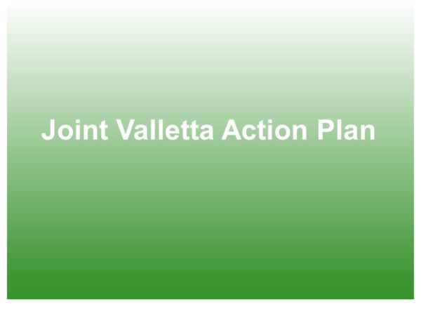 Joint Valletta Action Plan (JVAP)